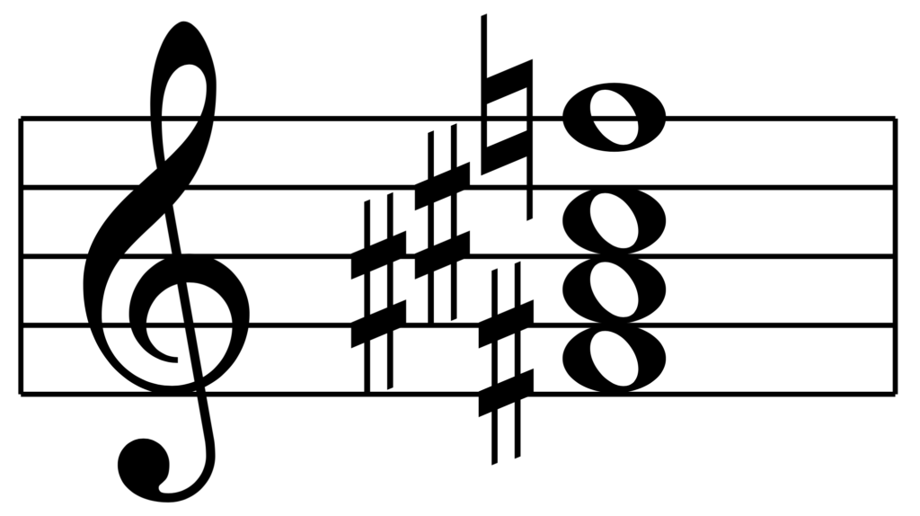 F#M7(G♭M7)